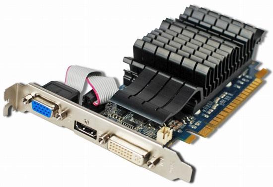 Galaxy GeForce GT 610