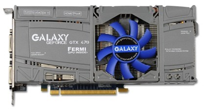 Galaxy GeForce, GTX 470 GC