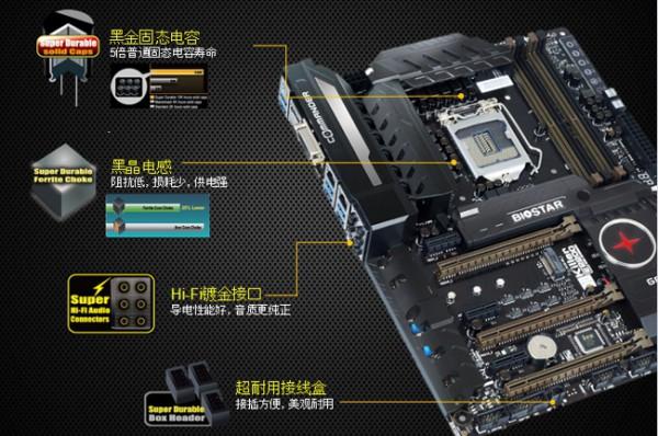 Biostar Gaming Z170X