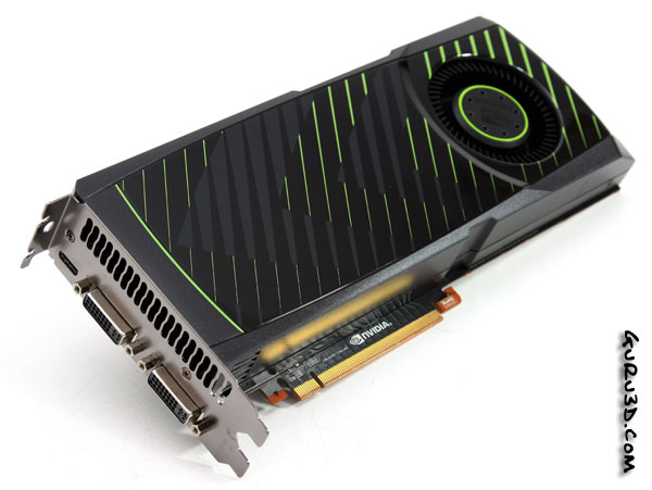 Видеокарта NVIDIA GeForce GTX 570