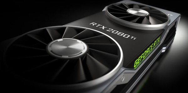 GeForce RTX 2080 Ti, RTX 2080, RTX 2070