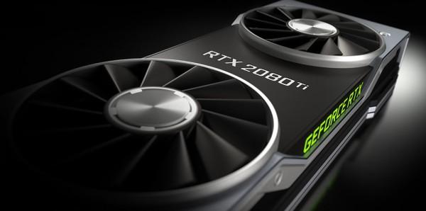 GeForce RTX 2080 Ti, RTX 2080, RTX 2070