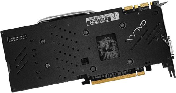 GALAX GeForce GTX 970 OC (GF-GTX970-E4GBOCBLACK)