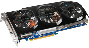 Gigabyte Radeon HD 7970 GHz Edition