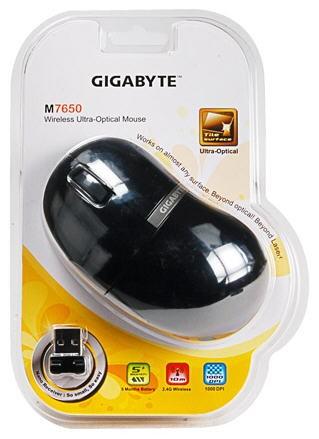 Мышка Gigabyte M7650