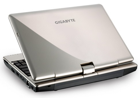 Нетбук Gigabyte T1005P