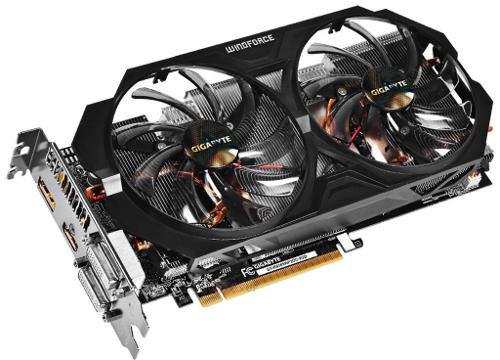 Gigabyte Radeon R9 285 WindForce OC