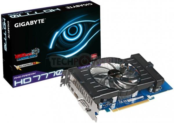Gigabyte Radeon HD 7700
