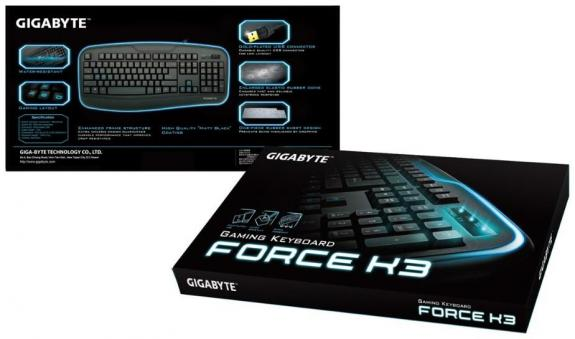 Gigabyte Force K3