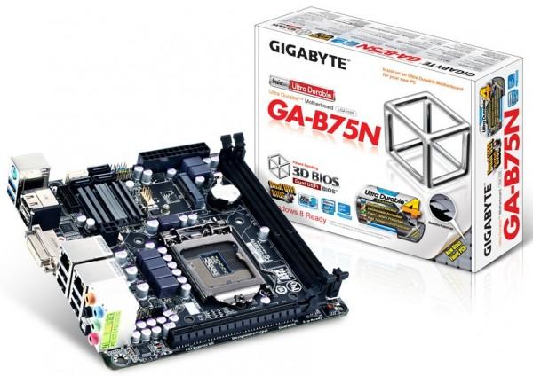 Gigabyte GA-B75N