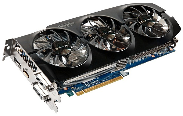 Gigabyte GeForce GTX 660 Ti 3 ГБ WindForce