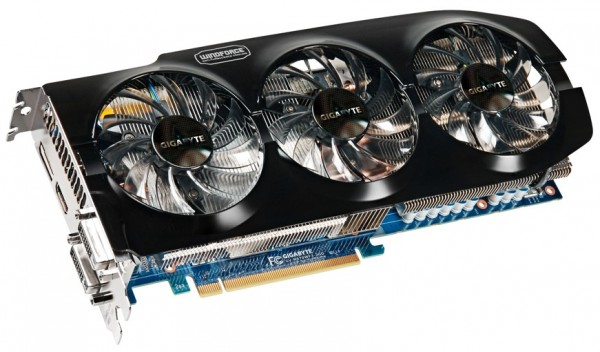 Gigabyte GeForce GTX 670 WindForce Х3