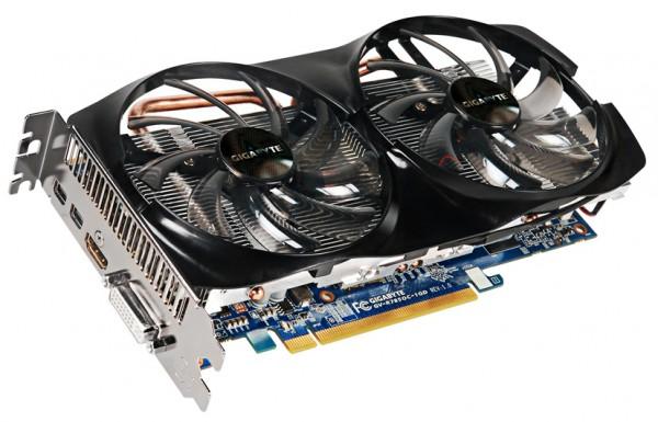 Gigabyte Radeon HD 7850 1 ГБ