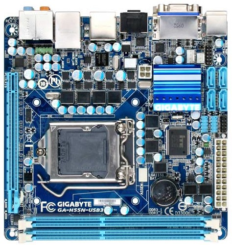 Gigabyte GA-H55N-USB3
