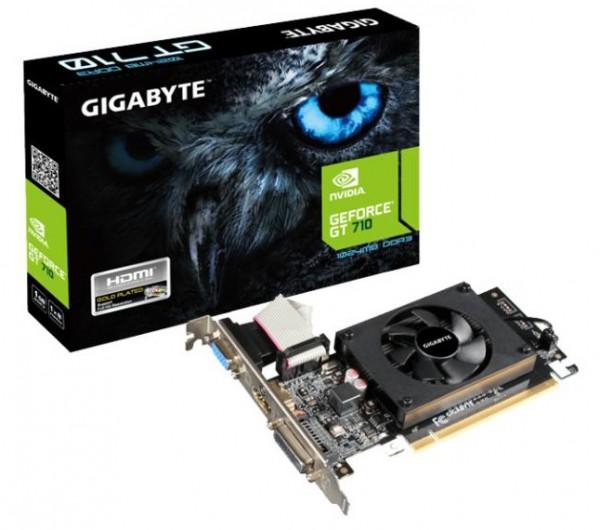 Gigabyte GeForce GT710 (GV-N710D3-1GL)