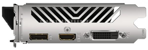 Gigabyte GeForce GTX 1650 (GV-N1656OC-4GD R3.0)