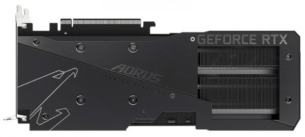 Gigabyte GeForce RTX 3060 AORUS GV-N3060AORUS E-12GD R2.0 Windforce 3X