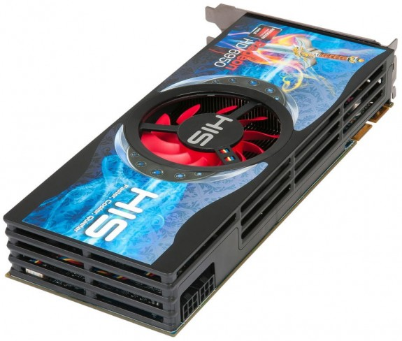 Видеокарта HIS Radeon HD 6950 1 ГБ