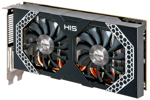 HIS Radeon R9 285 IceQ X2