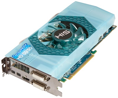 HIS Radeon HD 6930 IceQ X