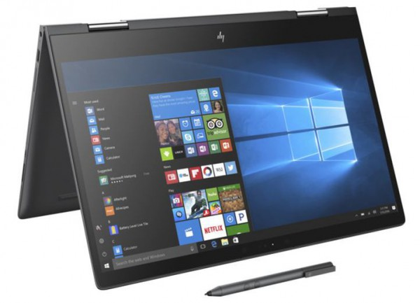 Hewlett-Packard, HP Envy x360, Ryzen 5 2500U