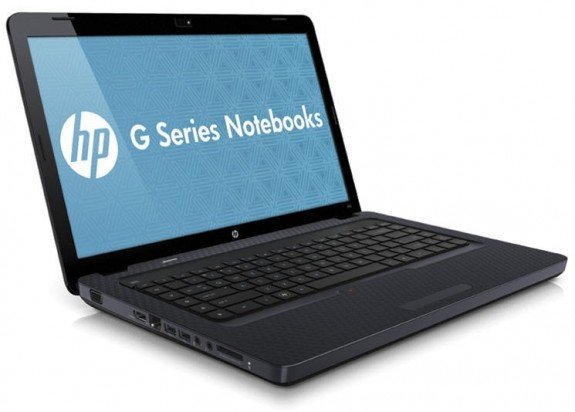 Ноутбук HP G62x