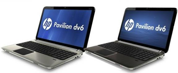 HP Pavilion dv6z Quad Edition