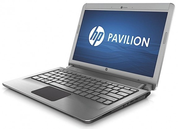 Ноутбук HP Pavilion dm3t