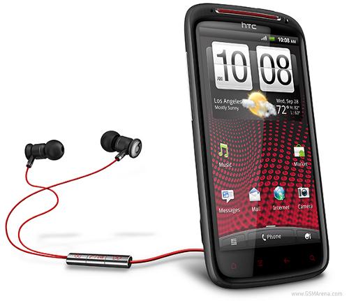HTC и Beats Audio
