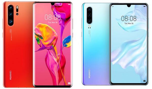 Huawei P30 и Huawei P30 Pro