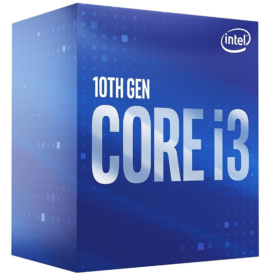 Core i3-10100F