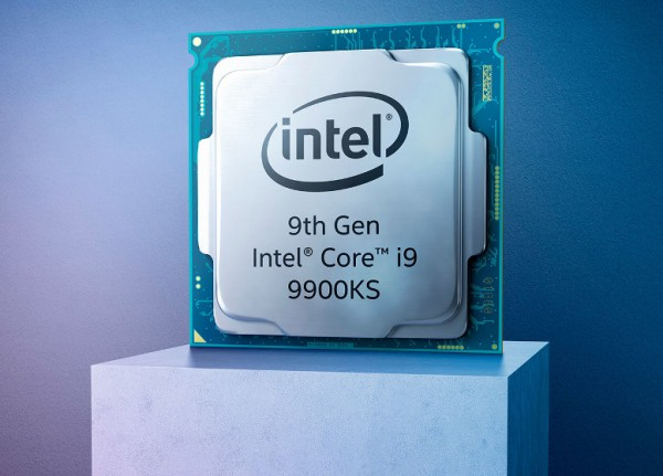 Core i9-9900KS Special Edition