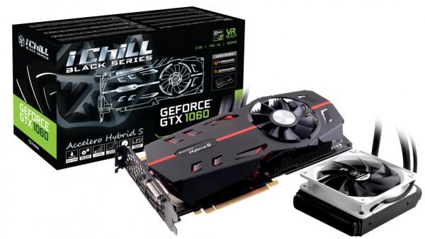 Inno3D iChill GTX 1060 Black