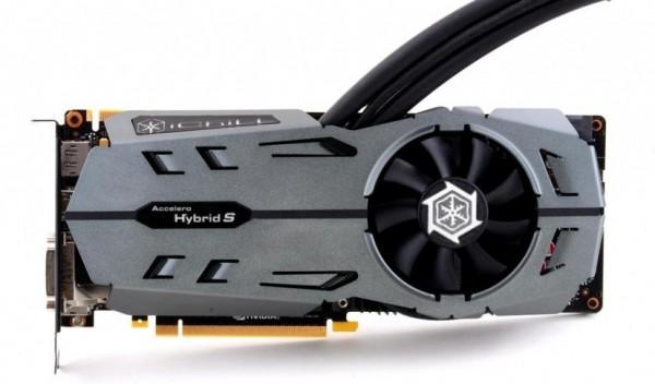 Inno3D iChill GeForce GTX 980 Black Series Accelero Hybrid S