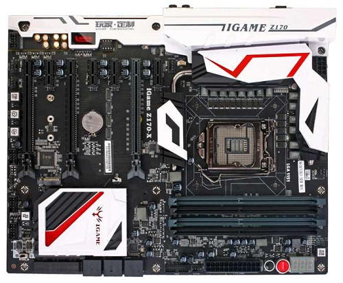 Colorful iGame Z170 Ymir-X