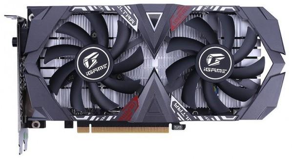 iGame GeForce GTX 1650 Ultra OC 4GD6-V