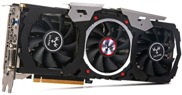 iGame GTX1070 X-TOP-8G