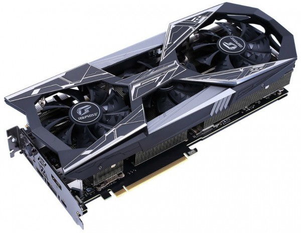 Colorful iGame GeForce RTX 2080 Ti Vulcan X OC