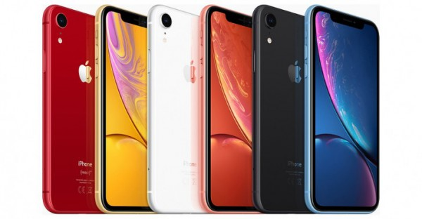 iPhone XS Max, iPhone XS, iPhone XR, Apple