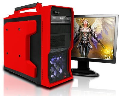Игровой компьютер iBuyPower LAN Warrior II