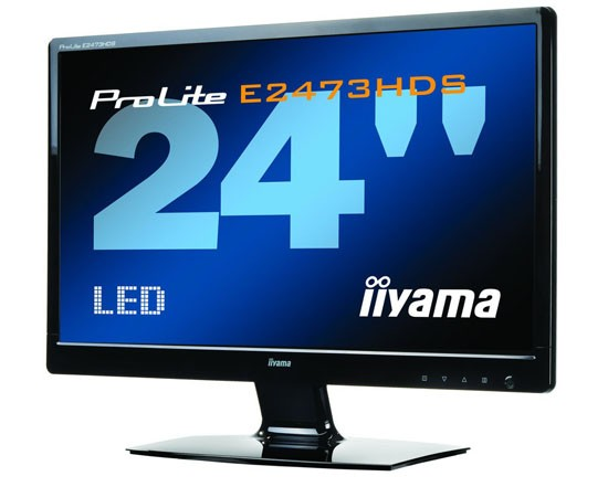 Монитор iiyama E2473HDS-B1