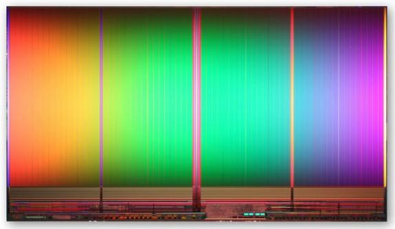 25-нм чип памяти IMFT MLC NAND