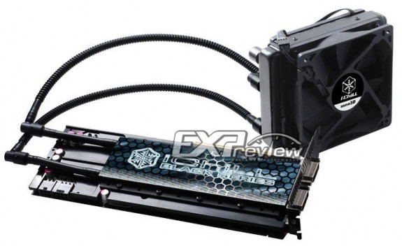 Видеокарта Inno3D GeForce GTX 580 iChill Black Edition