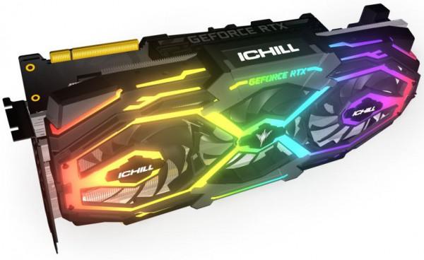 Inno3D iChill X3, GeForce RTX