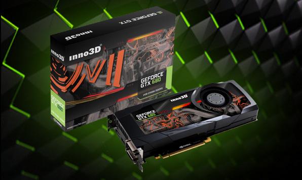 Inno 3D GeForce GTX 680