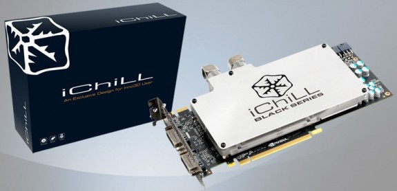 Inno3D i-ChiLL GeForce GTX 470 Black Series