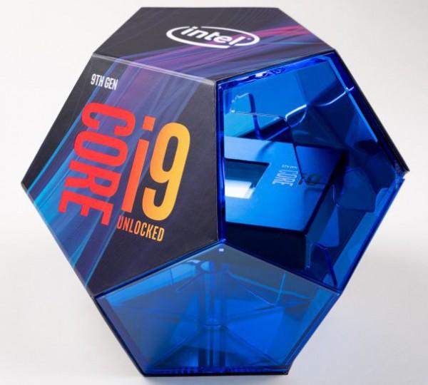 Core i5-9600K, Core i7-9700K, Core i9-9900K