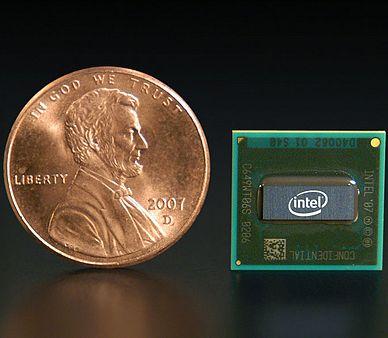 Роадмап Intel Atom