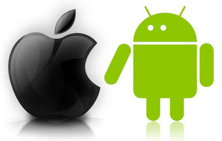 iOS, Android