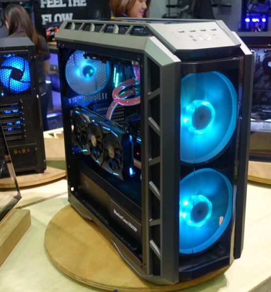 Cooler Master, MasterCase H500P